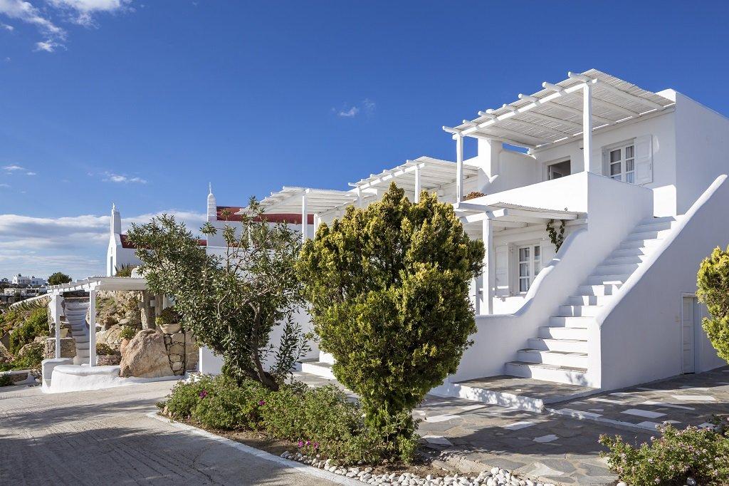 Ostraco Suites, Drafaki, Mykonos Image 1
