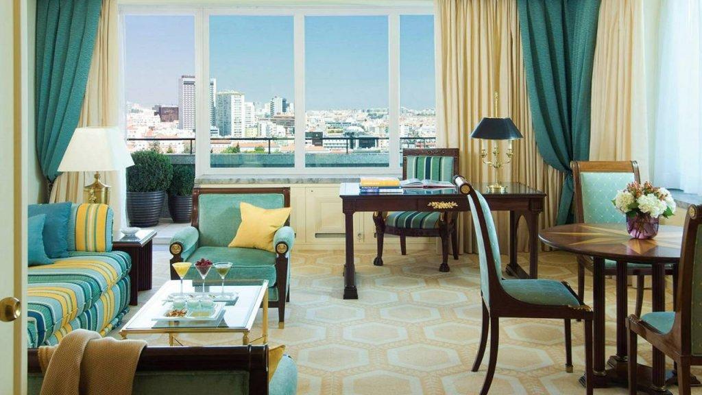 Four Seasons Hotel Lisbon Image 15