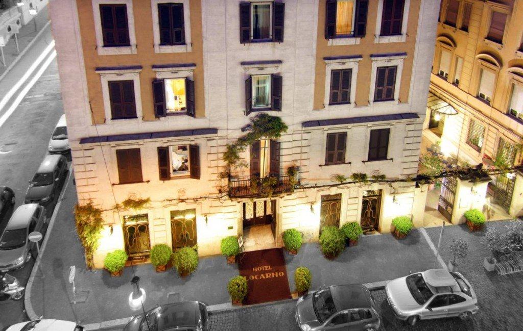 Hotel Locarno, Rome Image 8
