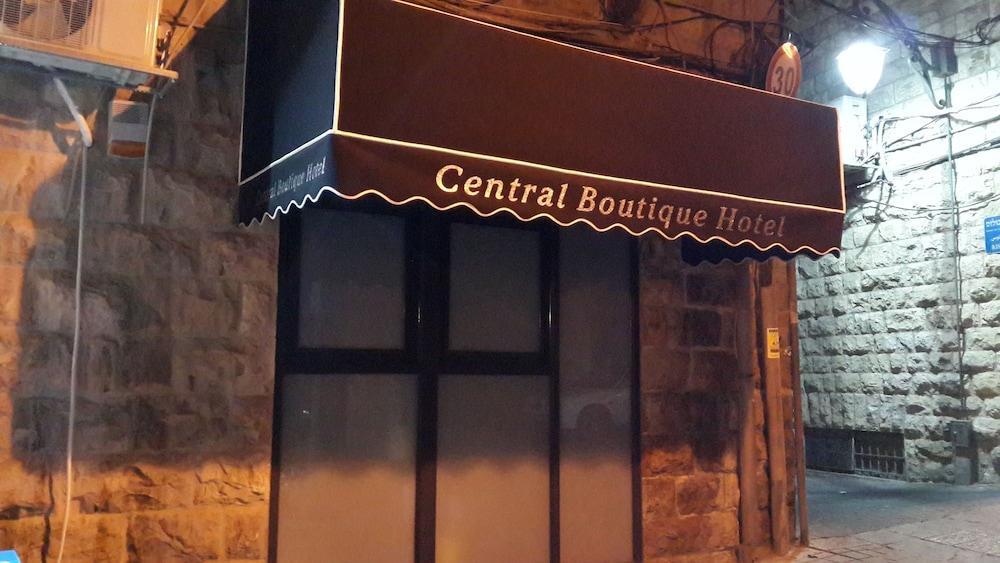 Central Boutique Hotel, Jerusalem Image 3