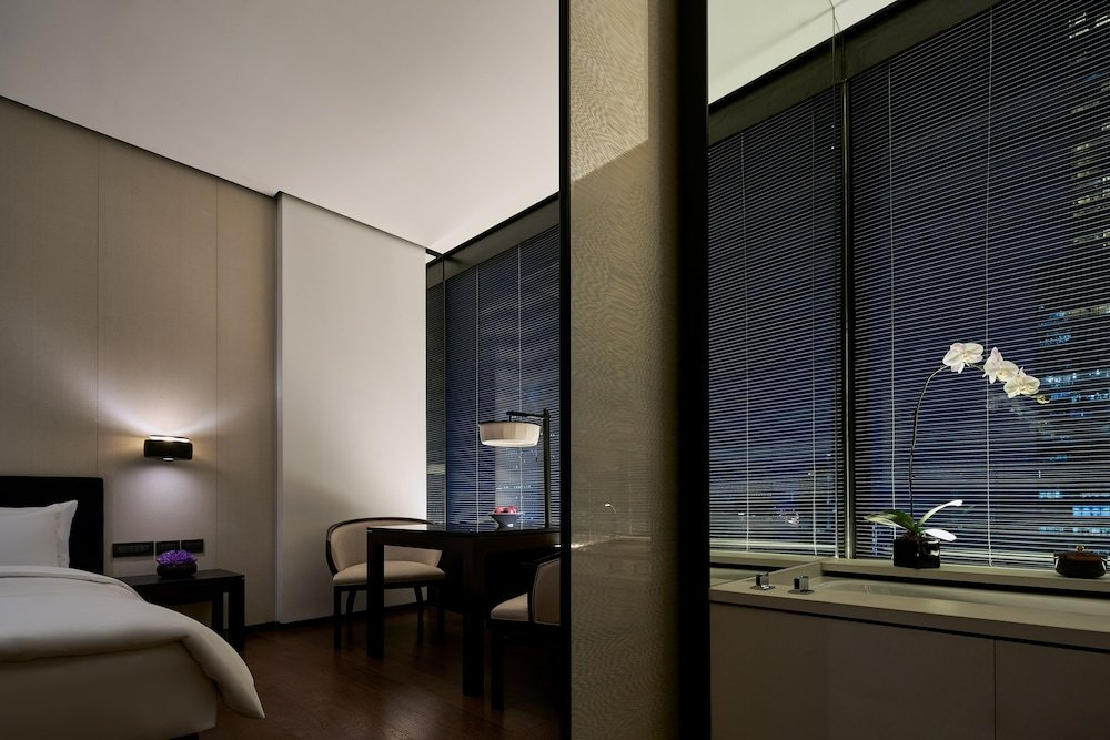 The Puli Hotel And Spa, Shanghai Image 37