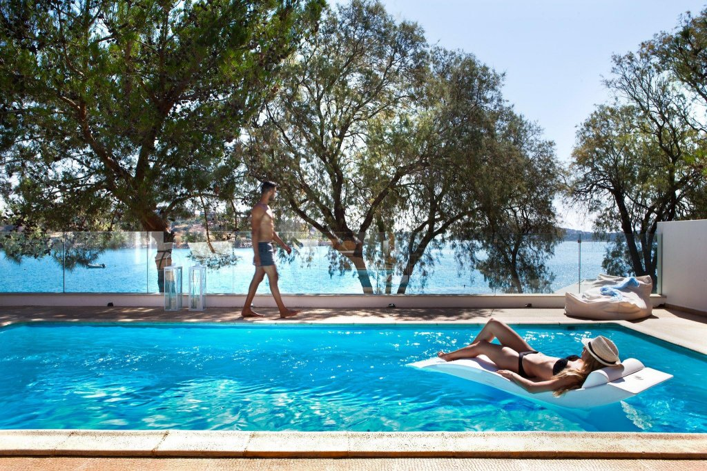 Minos Beach Art Hotel, Agios Nikolaos, Crete Image 6