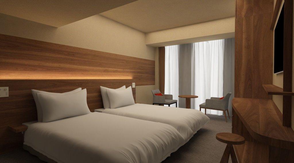 Karaksa Hotel Premier Tokyo Ginza Image 4