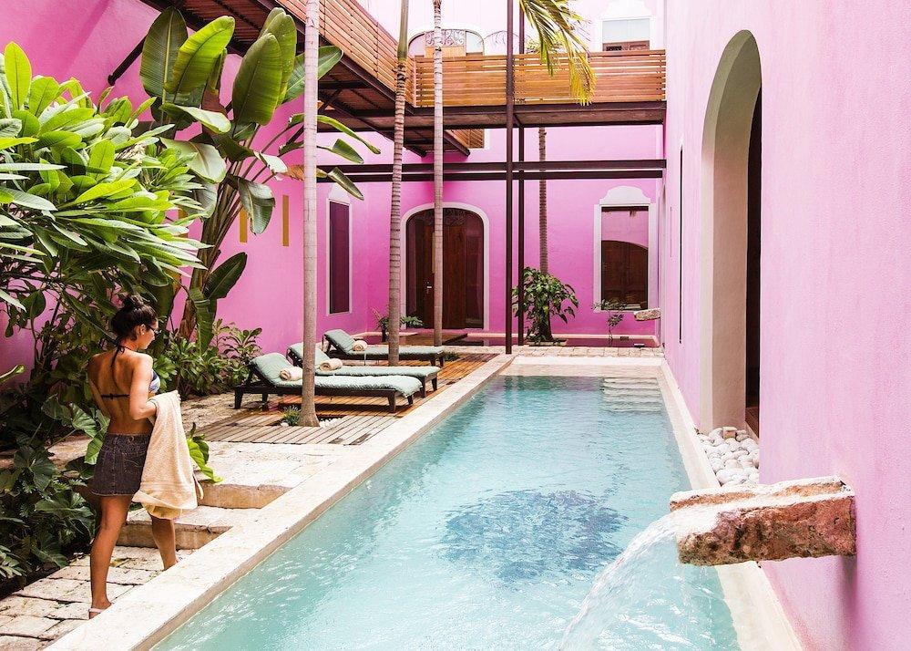 Rosas & Xocolate Boutique Hotel Spa, Merida Image 0