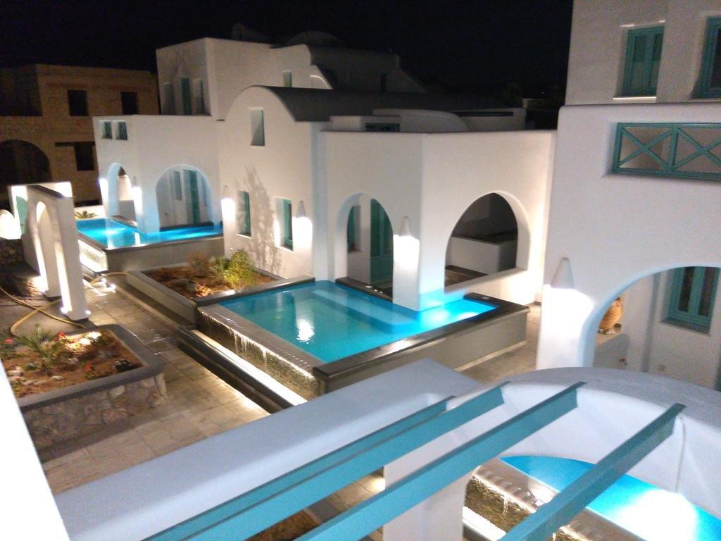 Anastasia Princess Luxury Residence & Suites, Perissa, Santorini Image 0