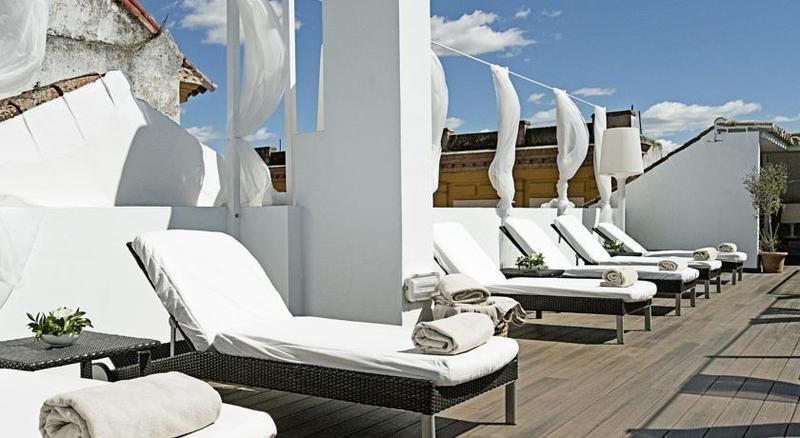 Hotel Hospes Las Casas Del Rey De Baeza, Seville Image 4