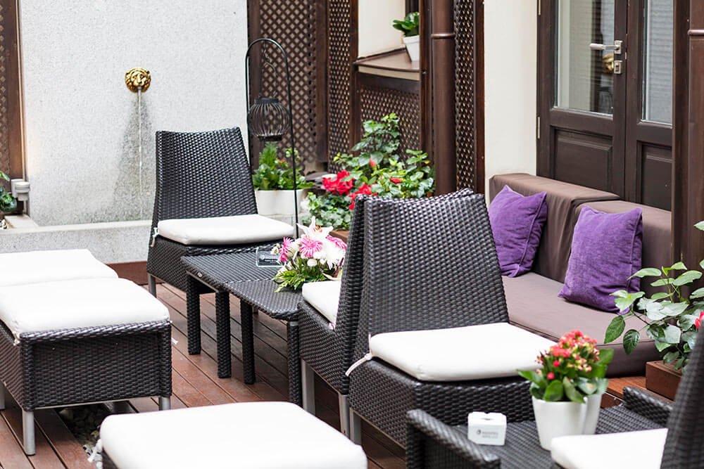 Hotel Hospes Puerta De Alcalá, Madrid Image 46