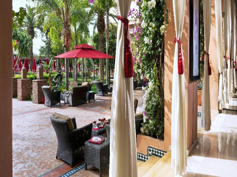 Sofitel Marrakech Lounge And Spa, Marrakech Image 45