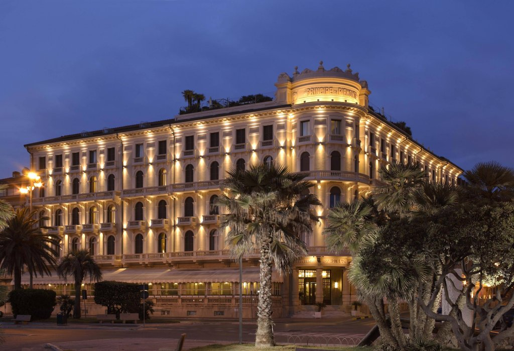 Grand Hotel Principe Di Piemonte, Viareggio Image 7