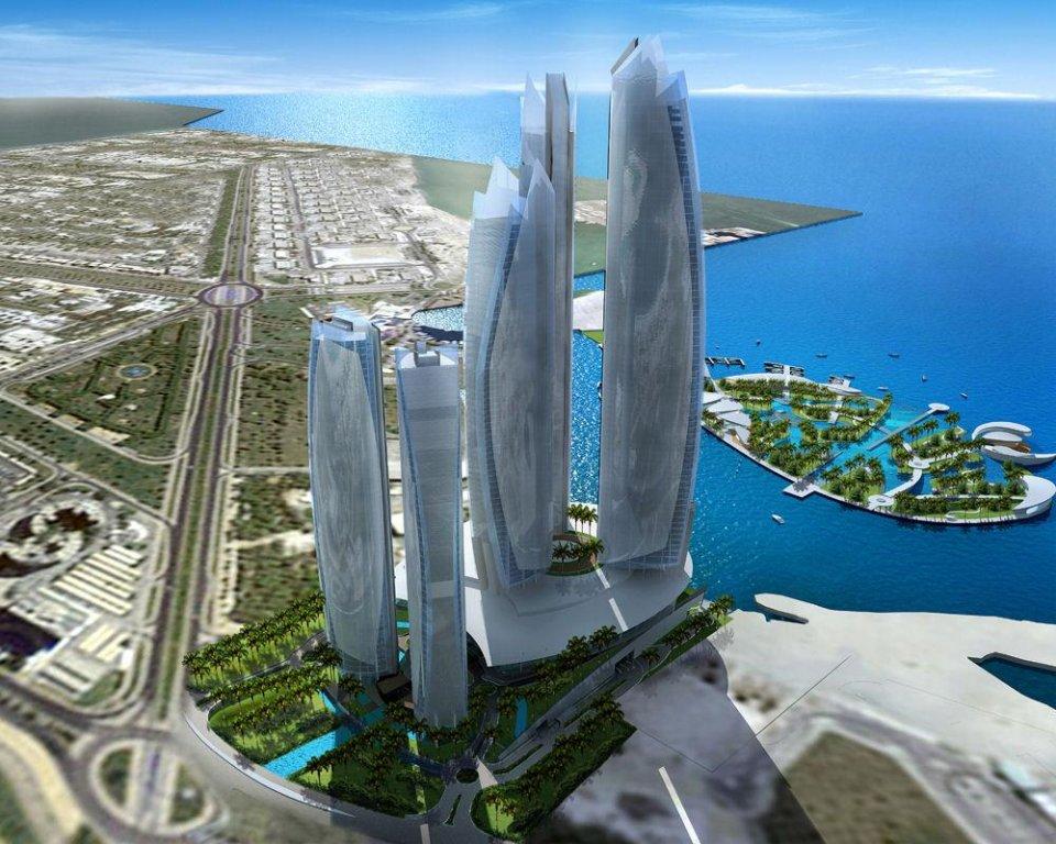 Jumeirah At Etihad Towers Hotel, Abu Dhabi Image 0