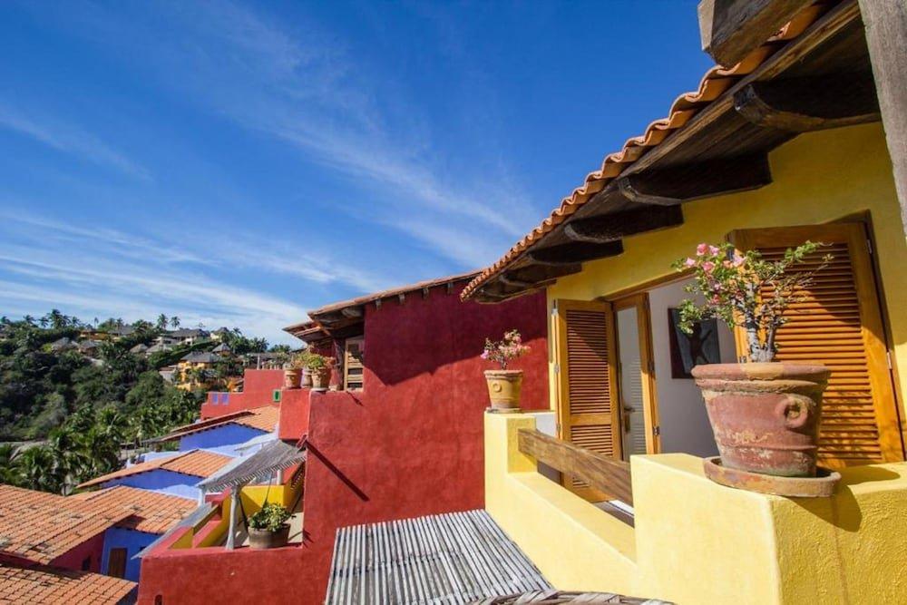 Bungalows & Casitas De Las Flores, Costa Careyes Image 49