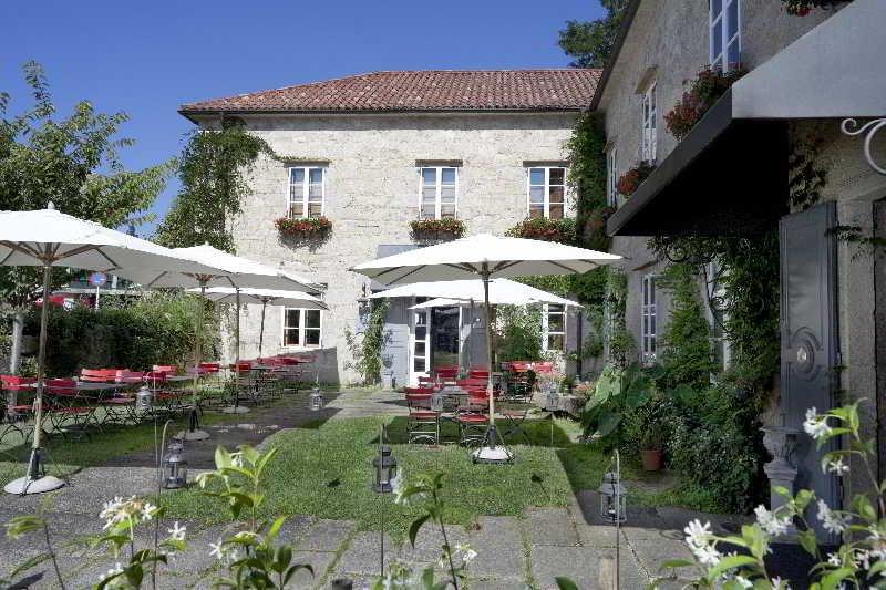 Hotel Spa Relais & Chateaux A Quinta Da Auga, Santiago De Compostela Image 48