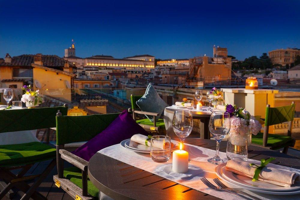 Singer Palace Hotel, Rome Image 7