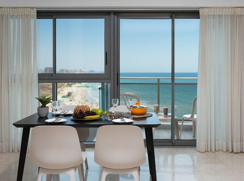 Aparthotel Okeanos On The Beach, Herzliya Image 4