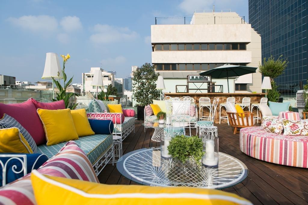 The Alma Hotel And Lounge, Tel Aviv Image 20