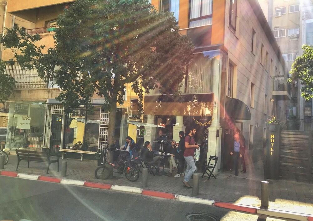 Montefiore 16 - Urban Boutique Hotel, Tel Aviv Image 14
