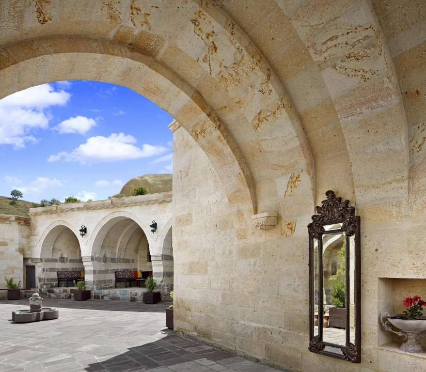 Seraphim Cave Hotel, Mustafapasa Image 24