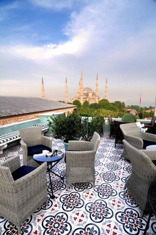 Hotel Ibrahim Pasha, Istanbul Image 0