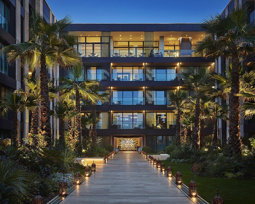 Four Seasons Hotel Casablanca Image 29