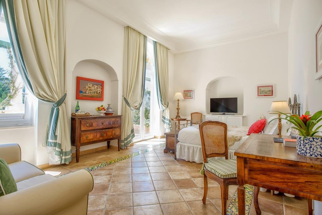 Caesar Augustus, Relais & Chateaux Hotel, Anacapri Image 6