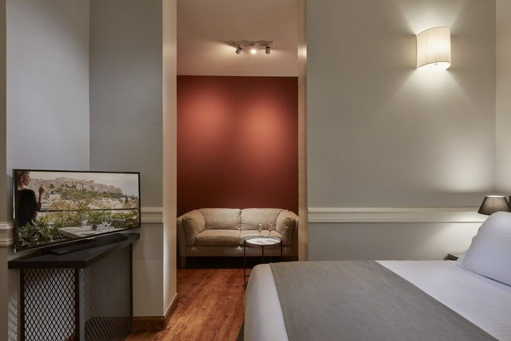The Zillers Athens Boutique Hotel Image 0