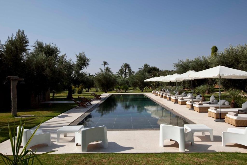 Hotel Les Cinq Djellabas, Marrakech Image 2