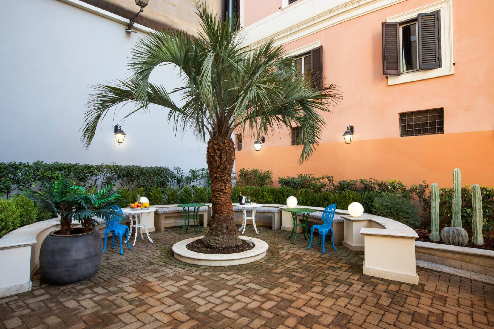 Palm Suites - Small Luxury Hotels Of The World, Rome Image 8