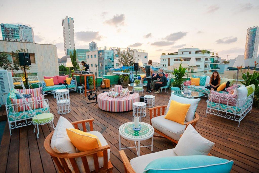 The Alma Hotel And Lounge, Tel Aviv Image 15