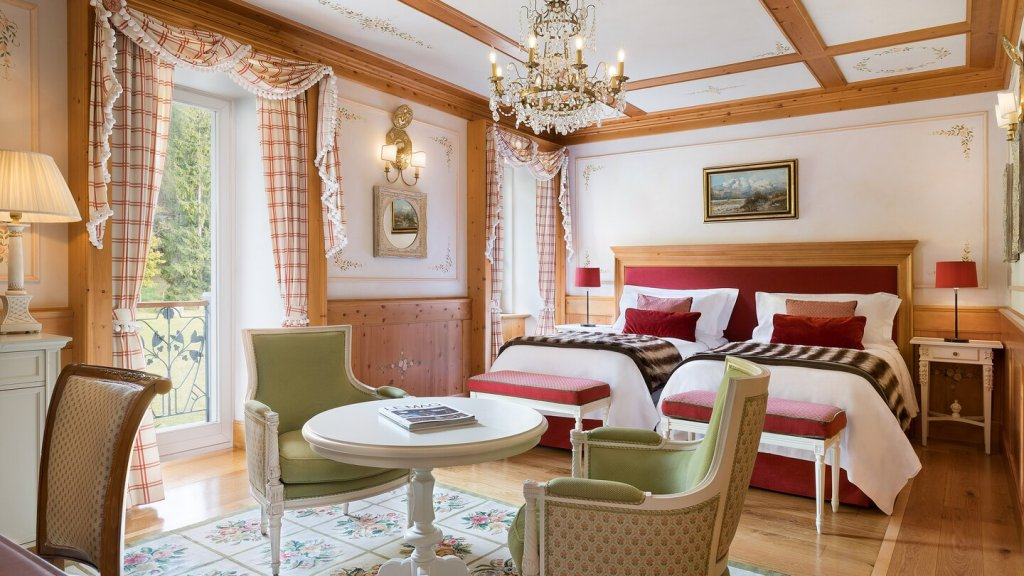 Cristallo Hotel, A Luxury Collection Resort & Spa, Cortina D'ampezzo Image 8