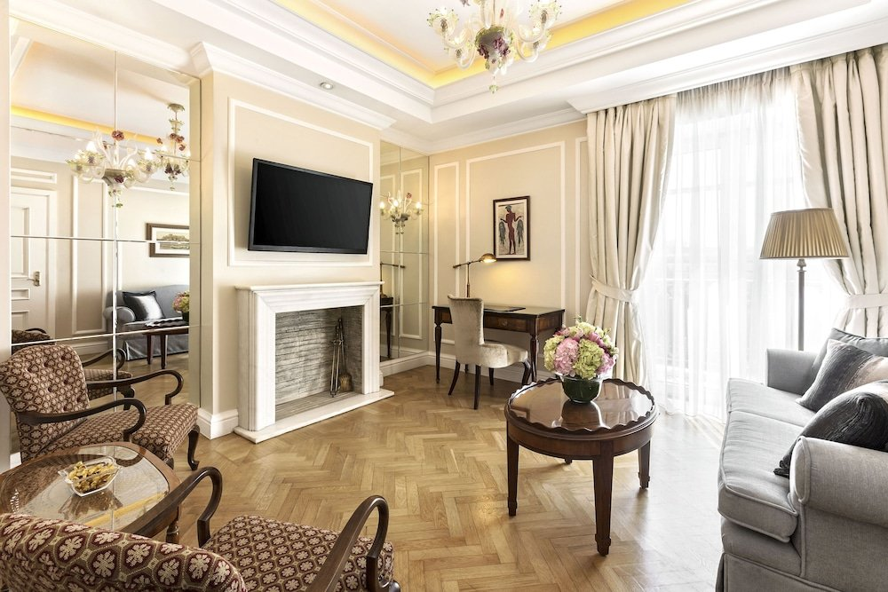 King George, A Luxury Collection Hotel, Athens Image 1