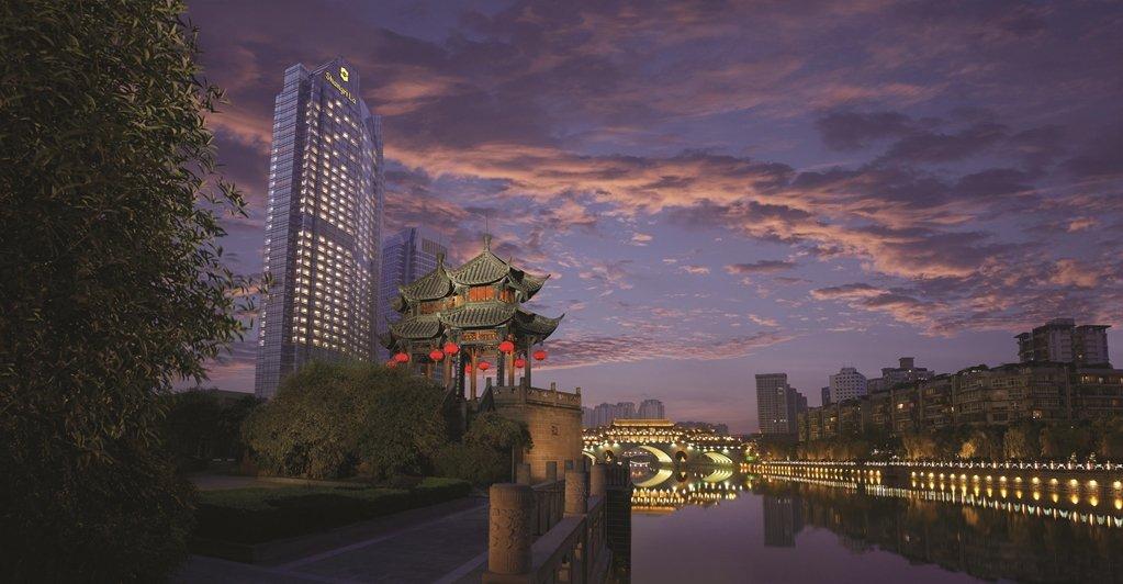 Shangri-la Hotel Chengdu Image 17