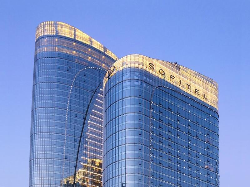 Sofitel Guangzhou Sunrich, Guangzhou Image 2