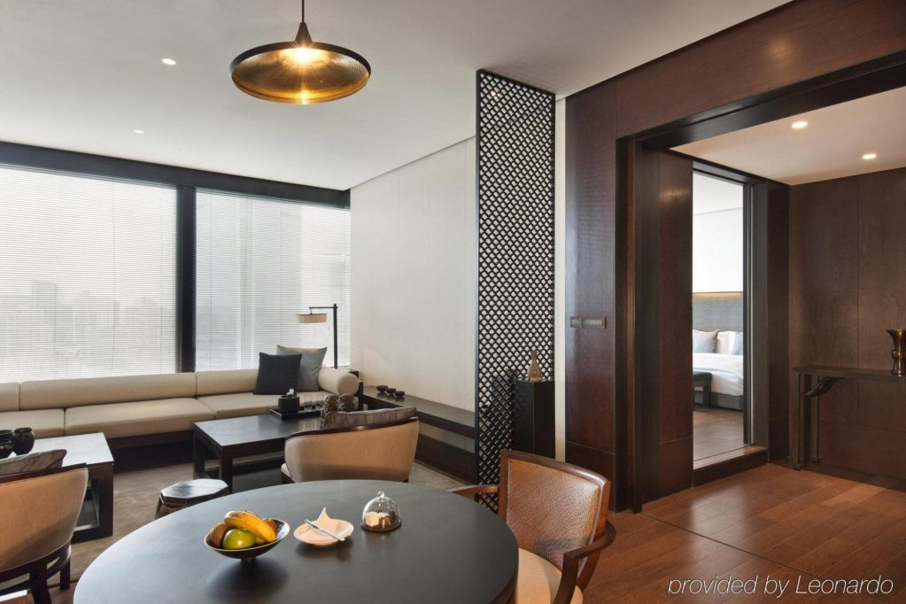 The Puli Hotel And Spa, Shanghai Image 16