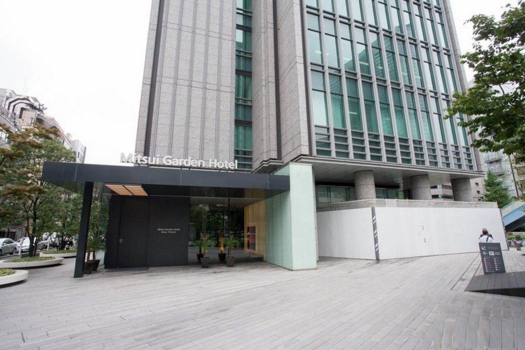Mitsui Garden Hotel Ginza Premier, Tokyo Image 1
