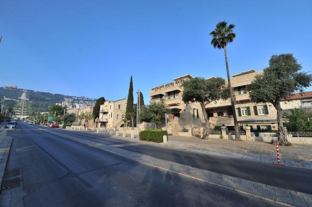 Colony Hotel Haifa Image 43