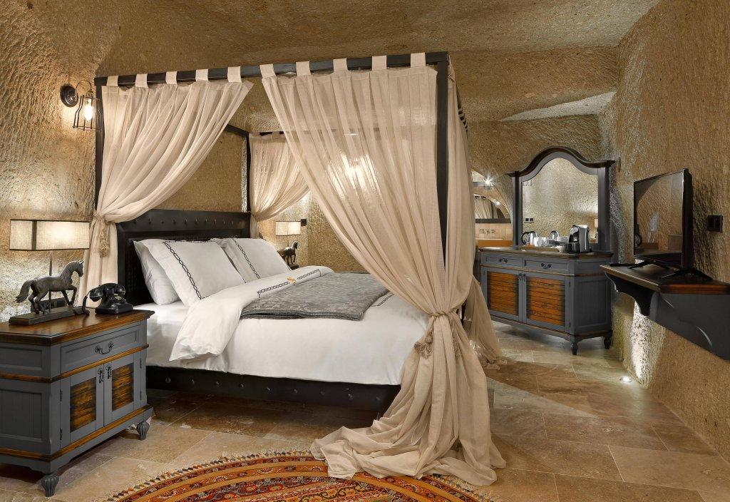 Seraphim Cave Hotel, Mustafapasa Image 18