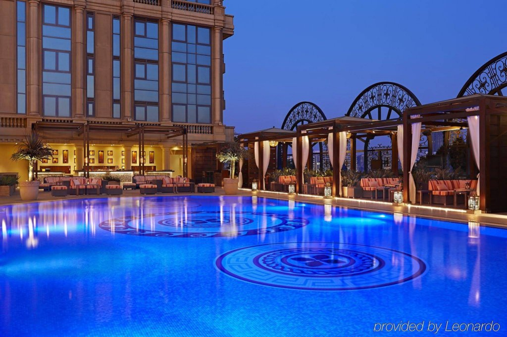 Four Seasons Hotel Cairo At First Residence Image 16