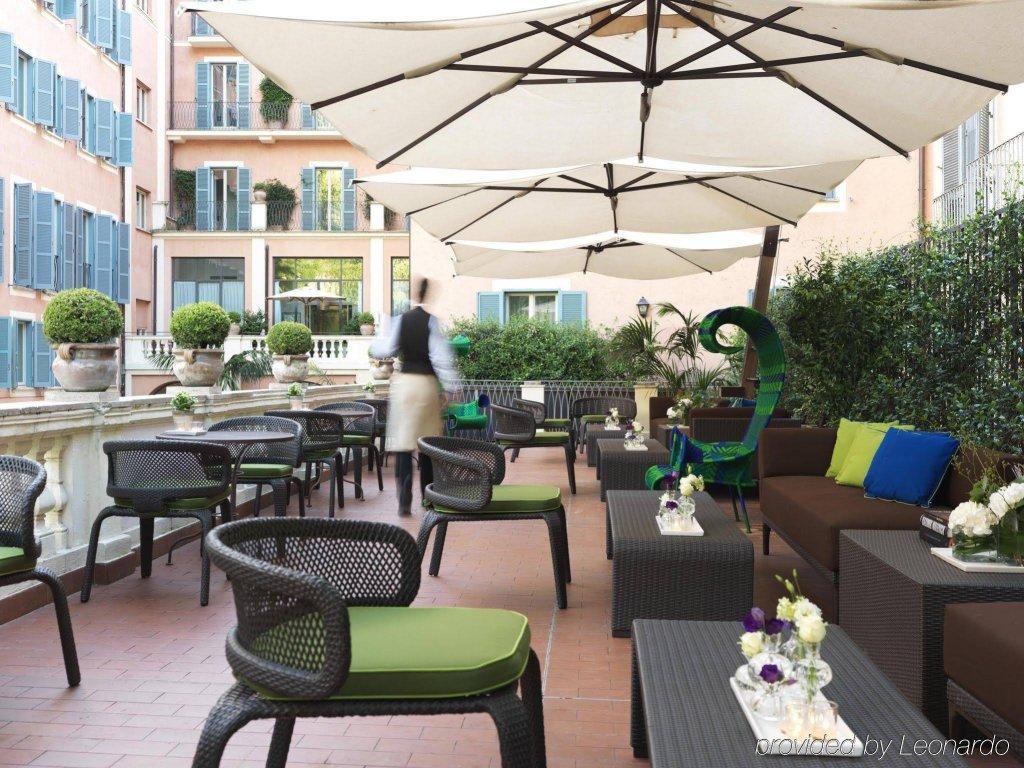 Hotel De Russie, Rome Image 5