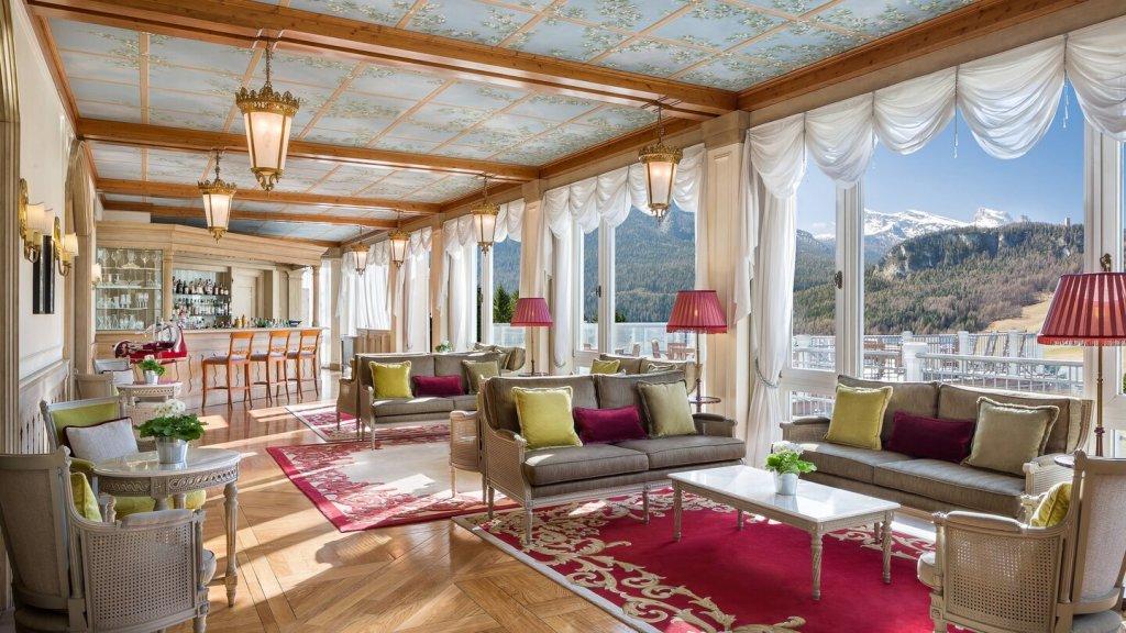Cristallo Hotel, A Luxury Collection Resort & Spa, Cortina D'ampezzo Image 4