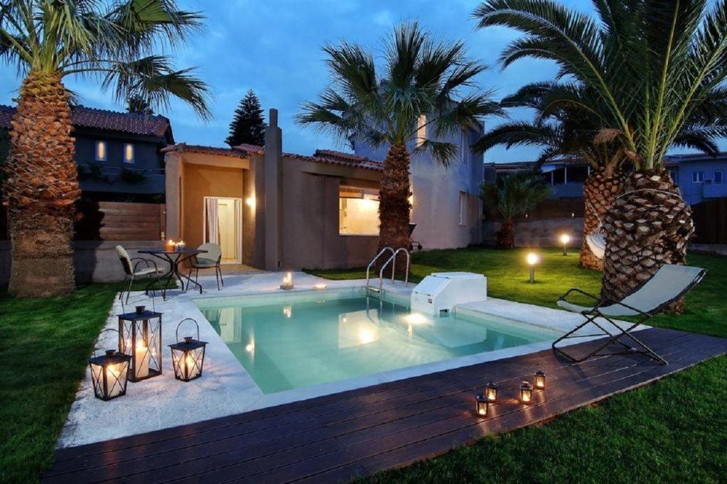 Paradise Island Villas And Hotel, Hersonissos, Crete Image 25