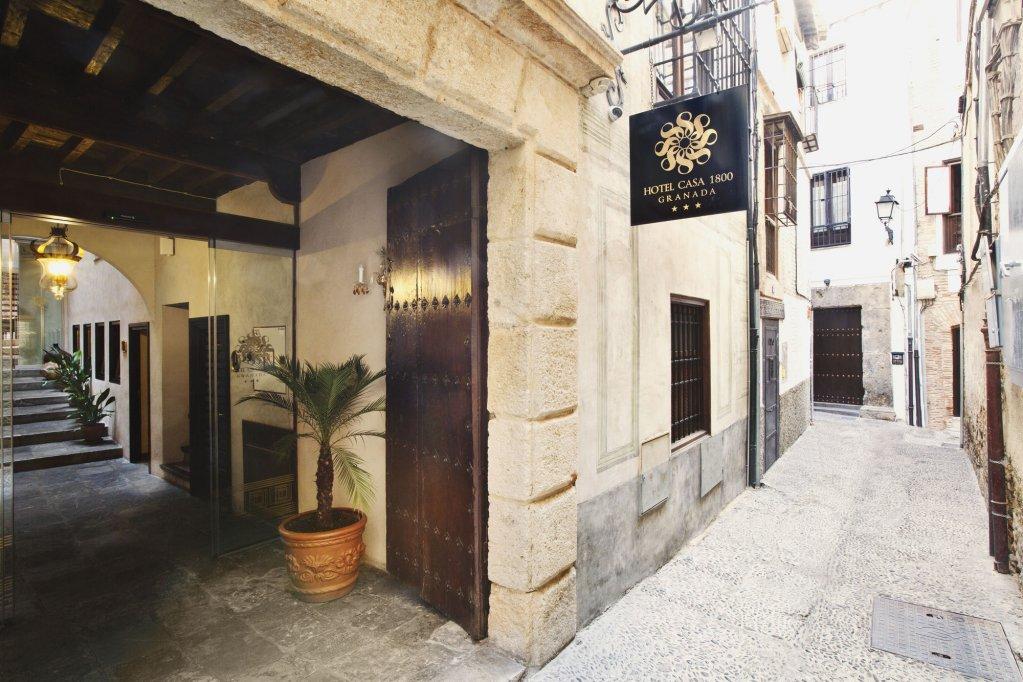 Hotel Casa 1800 Granada Image 10