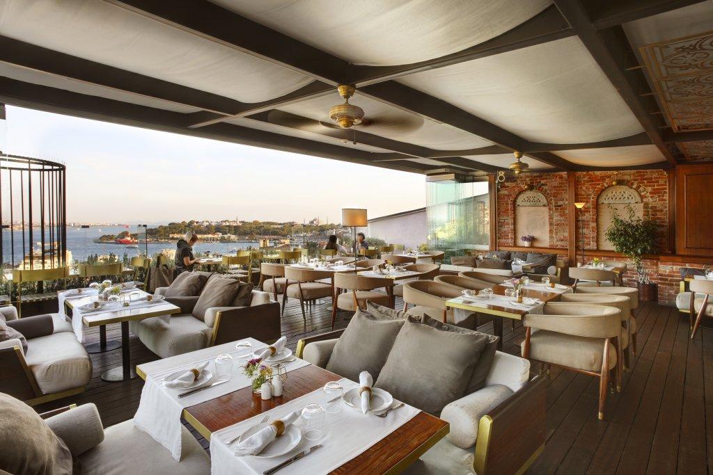 Georges Hotel Galata, Istanbul Image 59