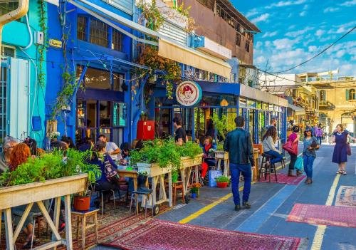 Link Hotel & Hub Tel Aviv Image 9