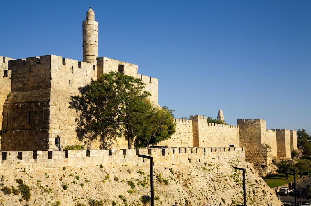 Eldan Hotel Jerusalem Image 8