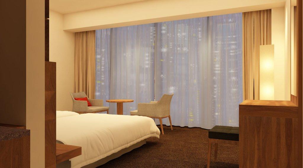 Karaksa Hotel Premier Tokyo Ginza Image 7