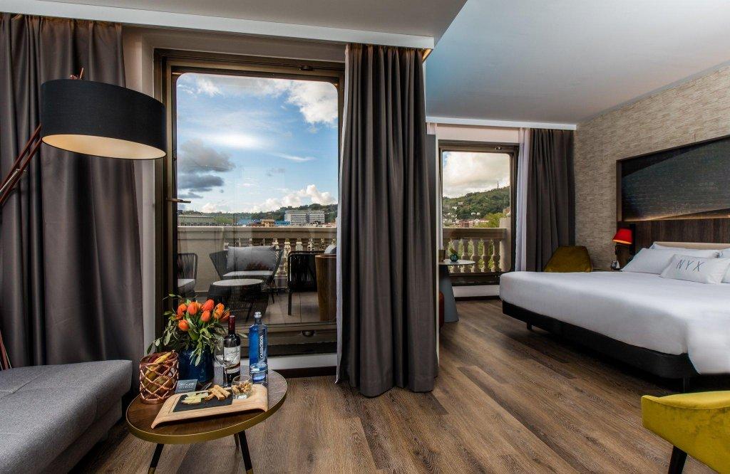 Nyx Hotel Bilbao By Leonardo Hotels Image 41