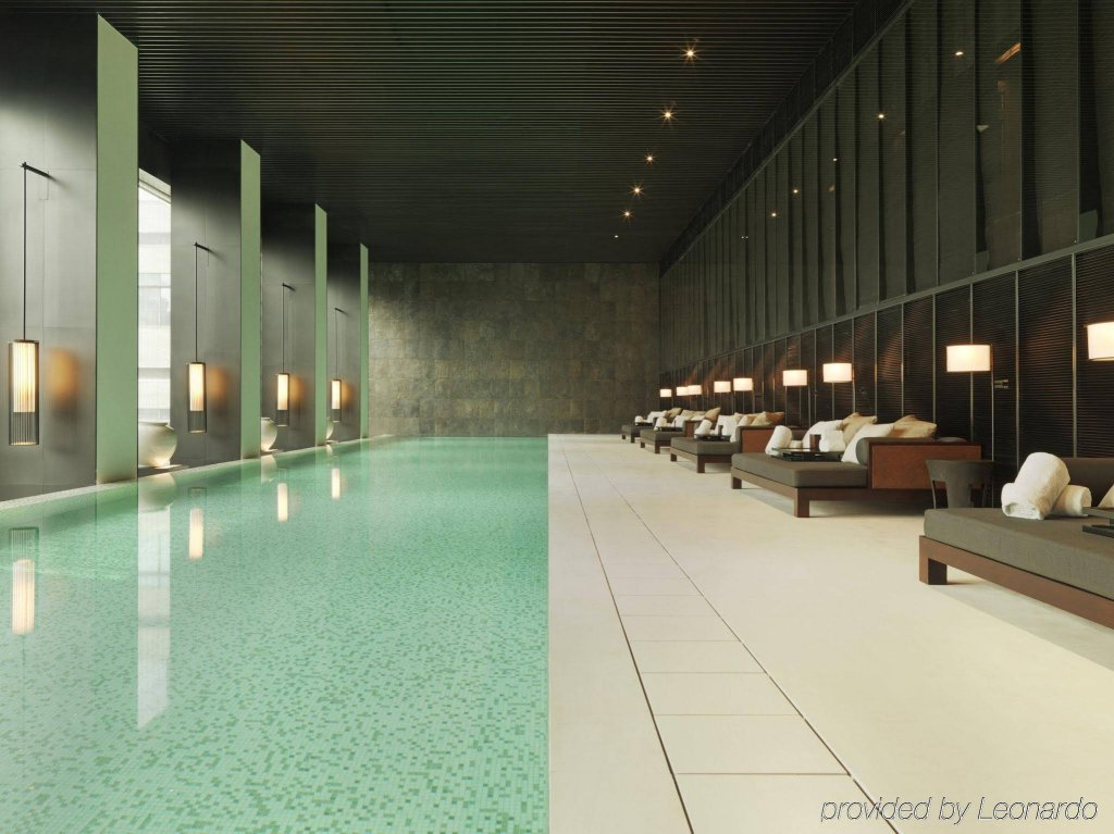 The Puli Hotel And Spa, Shanghai Image 0