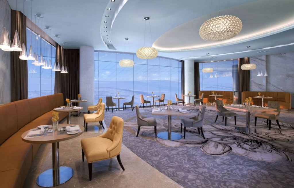 Jumeirah At Etihad Towers Hotel, Abu Dhabi Image 44