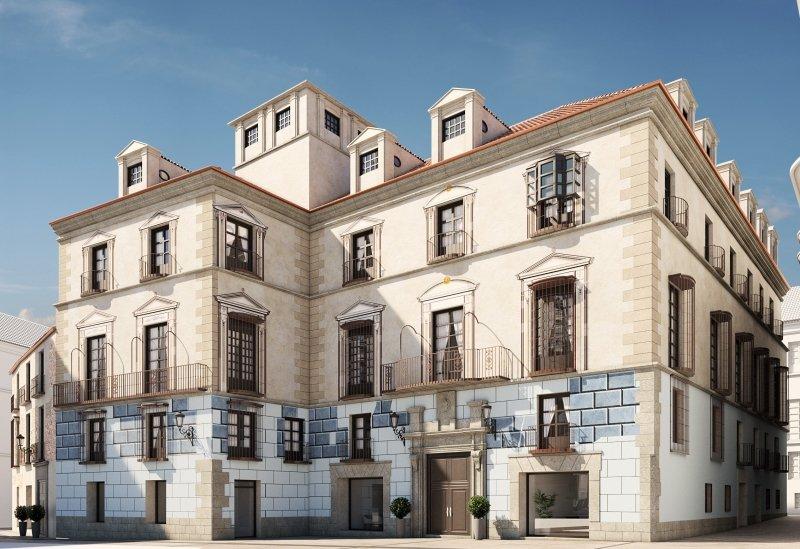 Palacio Solecio, Malaga Image 9