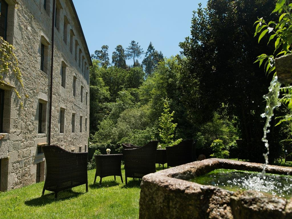 Hotel Spa Relais & Chateaux A Quinta Da Auga, Santiago De Compostela Image 49